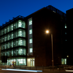 A building at the University of Wolverhampton featured in the report