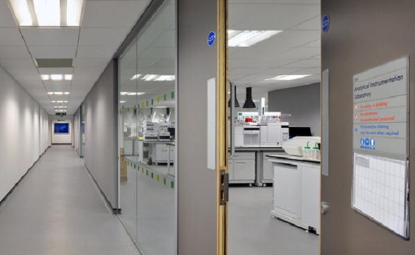 Analytical Laboratory at the University of Sunderland