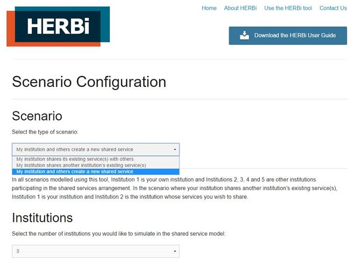 HERBi Screenshot 1