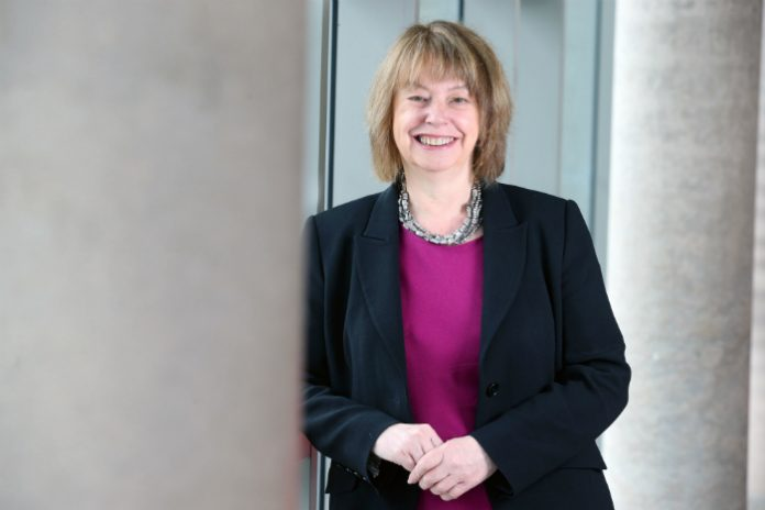 Jayne Dowden, chief operating officer, University of Cardiff