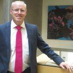 John Cappock, chief operating officer, Cardiff Metropolitan University