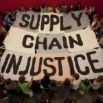 Students campaign against supply chain injustice