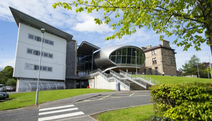 Edinburgh Napier Craiglockhart campus