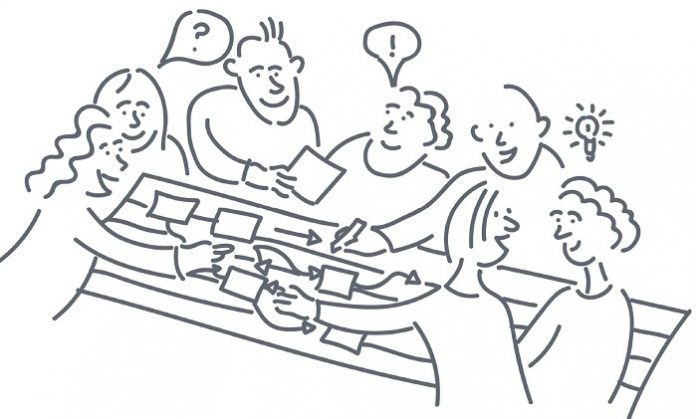 Cover image from the Participative Process Review Toolkit by Oxford Brookes University
