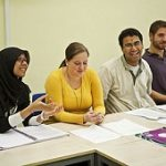 Students at Queen Mary University of London