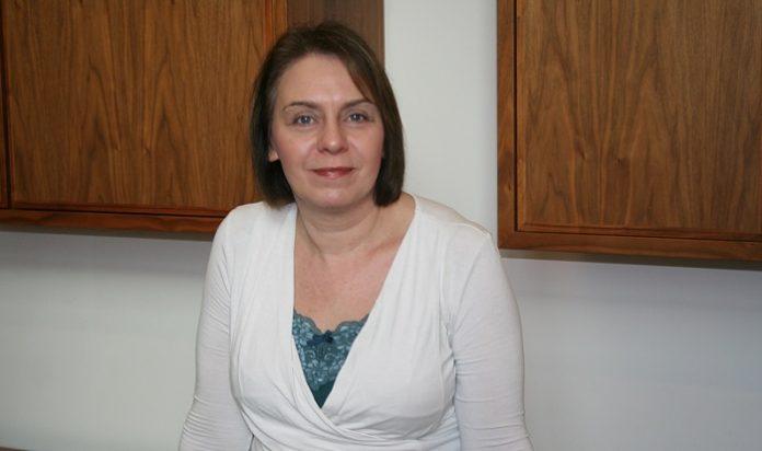 Vikki Goddard, Salford University