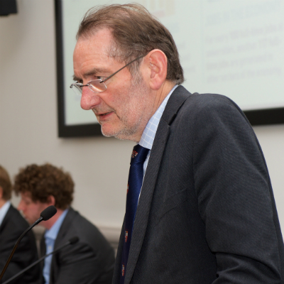 Professor Sir Ian Diamond