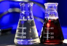 Lab vials